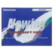 NCWX ニューイング スーパーソフトフィール ホワイト 12P [ゴルフボール 1ダース12球入り]