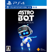 ASTRO BOT:RESCUE MISSION (アストロボット レスキューミッション) [PS4 PlayStation VR専用ソフト]
