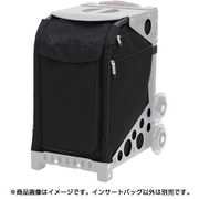 ZUCA Sport Insert Bag Japan Edition Black [ZUCAスポーツ インサートバッグ Japan Edition ブラック]