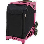 ZUCA Sport Hot Pink+Japan Edition Black Set [ZUCAスポーツ ホットピンク(フレームカラー)+Japan Edition ブラック セット]