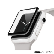 F8W840qeJP [ScreenForce UltraCurve スクリーンプロテクター Apple Watch Series 3/Series 2 42mm]