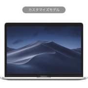 MacBook Pro Touch Bar 13インチ 2.3GHz クアッドコアIntel Core i5プロセッサ 512GB メモリ16GB カスタマイズモデル(メモリ強化) シルバー [MR9V2J/A CTO]