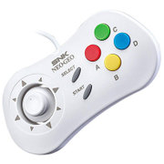NEOGEO mini PAD White [NEOGEO mini 専用アクセサリー]