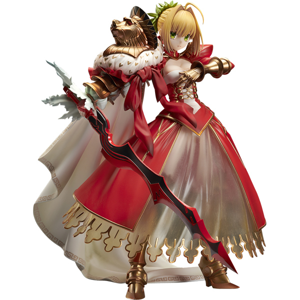 Fate/Grand Order セイバー/ネロ・クラウディウス 第三再臨 [1/7スケール 塗装済完成品フィギュア 全高約230mm]