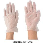 2023-L [ビニール使いきり手袋 粉なし Lサイズ 100枚入]