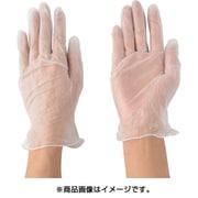 2024-L [ビニール使いきり手袋 粉付 Lサイズ 100枚入]