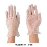 2024-S [ビニール使いきり手袋 粉付 Sサイズ 100枚入]