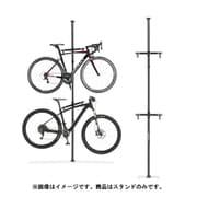 バイクタワー25D オールブラック [自転車ディスプレイスタンド]