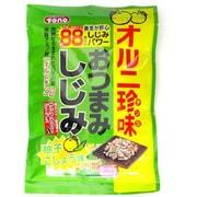 おつまみしじみ柚子こしょう 50g [菓子]
