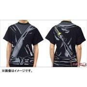忍者Tシャツ 大人 黒 L