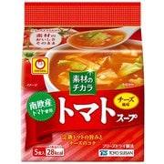 素材のチカラ 南欧産トマトスープ 5食パック (8.4g×5食) 42g