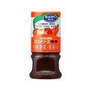 ソース有機野菜と果実使用中濃 160ml