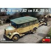 MA35189 Kfz.70&7.62cm F.K.39(r) [1/35 ミリタリーシリーズ プラモデル]