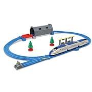 プラレール トンネルを照らそう!ライト付E7系新幹線かがやき ベーシックセット [対象年齢:3歳~]