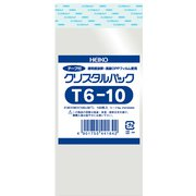 6740300T6-10 [OPP袋 テープ付き クリスタルパック T6-10]