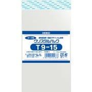 6740600T9-15 [OPP袋 テープ付き クリスタルパック T9-15]