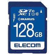 MF-FS128GU11IKA [SDXCカード セキュリティソフトIKARUS付 UHS-I U1 128GB]