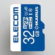 MF-MS032GU11IKA [MicroSDHCカード セキュリティソフトIKARUS付 UHS-I U1 32GB]