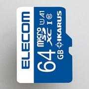 MF-MS064GU11IKA [MicroSDXCカード セキュリティソフトIKARUS付 UHS-I U1 64GB]