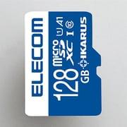 MF-MS128GU11IKA [MicroSDXCカード セキュリティソフトIKARUS付 UHS-I U1 128GB]