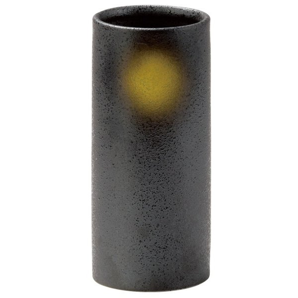 007-C/BK [和風花瓶 ブラック]