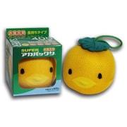 スーパーアカパックン お風呂用 オレンジ