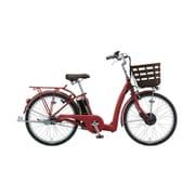 FK4B49 3P921A0 [電動アシスト自転車 フロンティア ラクット 24型 内装3段変速 T.Xルビーレッド 2019年モデル]