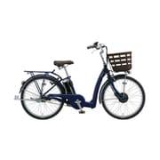 FK4B49 3P921B0 [電動アシスト自転車 フロンティア ラクット 24型 内装3段変速 T.Xサファイヤブルー 2019年モデル]