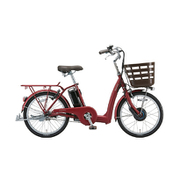 FK0B49 3P922A0 [電動アシスト自転車 フロンティア ラクット 20型 内装3段変速 T.Xルビーレッド 2019年モデル]