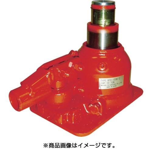 HFD-10SK-2 [二段式油圧ジャッキ(超低床式)]