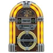 HNB-MX2500IV [CDコンポ ジュークボックス風ミュージックプレーヤー アイヴォリー]