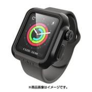 CT-IPAW1738-BG [Apple Watch 38mm シリーズ 2/3用 衝撃吸収ケース ステルスブラックグレー]