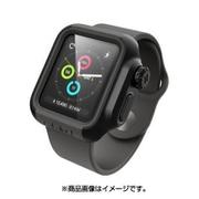 CT-IPAW1742-BG [Apple Watch 42mm シリーズ 2/3用 衝撃吸収ケース ステルスブラックグレー]