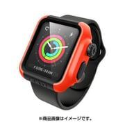 CT-IPAW1742-SB [Apple Watch 42mm シリーズ 2/3用 衝撃吸収ケース サンセットブラック]