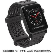 CT-SBAW1742-SG [Apple Watch 42mm シリーズ 1/2/3用 スポーツバンド スペースグレー]