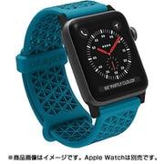 CT-SBAW1742-GB [Apple Watch 42mm シリーズ 1/2/3用 スポーツバンド グレイシアブルー]