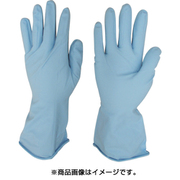 NBR1450PF-BPM [ニトリル薄手手袋 ブルー M 10双入]