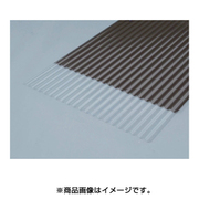 NIPC-605-CL [軽量ポリカ波板 6尺 クリア]