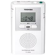 TY-SPR4(W) [ポケットラジオ ホワイト]