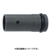P4T-M2425 [インパクトレンチ用タップ用ソケット 差込角12.7 M24、M25適用]