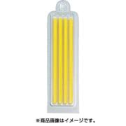 RSCH3-H [建築用ソフトカラー鉛筆ホルダー替芯 黄 (4本入)]