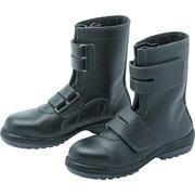 RT735-27.0 [ラバーテック安全靴 長編上マジックタイプ 27.0cm]