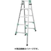 RYZ1.0-15 [脚部伸縮式アルミはしご兼用脚立 RYZ型 5段]