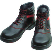 SL22R-27.5 [安全靴 編上靴 SL-22-R 黒/赤 27.5cm]