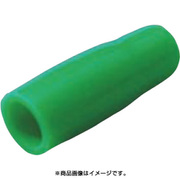 TIC 8-GRN [絶縁キャップ 100個入 緑 内寸6.8mm]