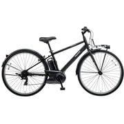 BE-ELVS77B [電動アシスト自転車 VELOSTAR(ベロスター) 700Cタイプ 700×38C 外装7段変速 8.0Ah ミッドナイトブラック 2019年モデル]