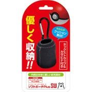 Nintendo Switch モンスターボール Plus用 ソフトポーチPlus SW ブラック