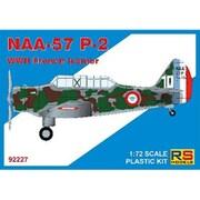 92227 ノースアメリカン NAA-57 P-2フランス練習機 [1/72スケール プラモデル]