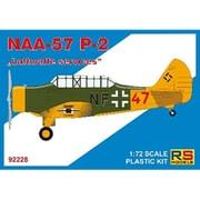 92228 ノースアメリカン NAA-57 P-2 ドイツ空軍 [1/72スケール プラモデル]