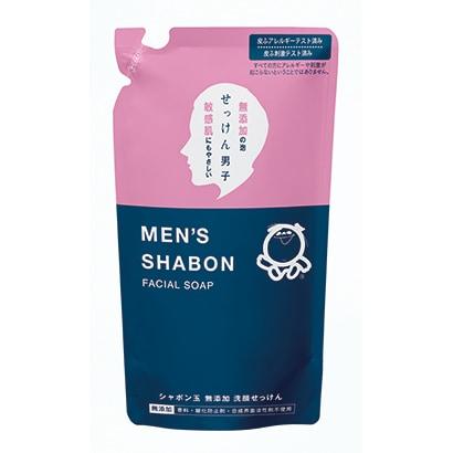 メンズ シャボン フェイスソープ 詰替用 250ml [洗顔フォーム]